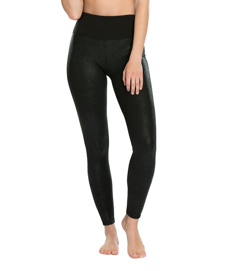05ec7de5f4262 ASSETS by SPANX® Faux Leather Leggings - Black