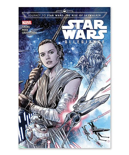Hachette Book Group Journey To Star Wars The Rise Of Skywalker Allegiance Paperback Zulily