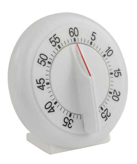Love This Product White Twist Kitchen Timer