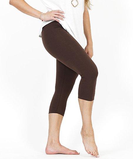 3f8ee1f971564b love this product Americano Capri Leggings - Plus