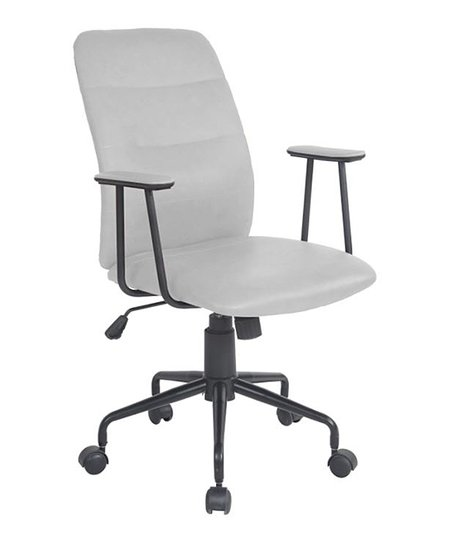 Porthos Home White Blanche Office Chair Zulily
