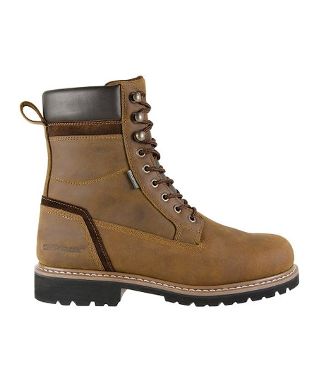 1ea7cfe1340 Chinook Brown Leather Ernie Work Boot - Men