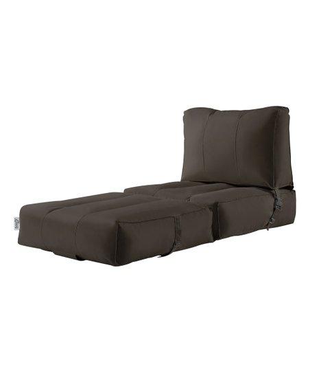 Phenomenal Loungie Brown Loungie Convertible Bean Bag Chair Bed Creativecarmelina Interior Chair Design Creativecarmelinacom