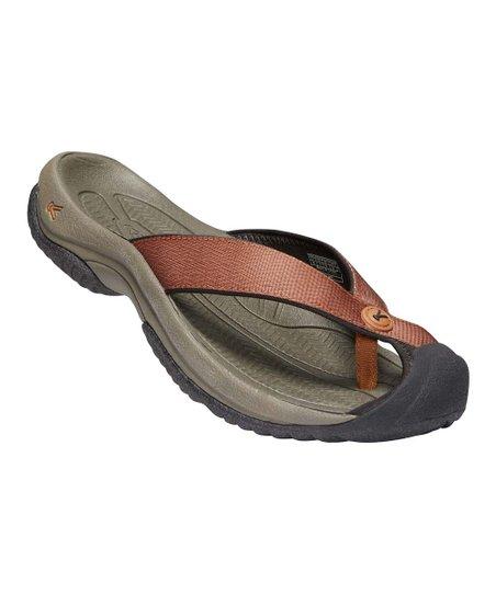 fb8c99d38008 love this product Tortoise Shell   Jet Black Waimea H2 Flip-Flop - Men