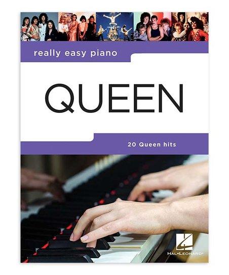 Hal Leonard Queen Piano Sheet Music