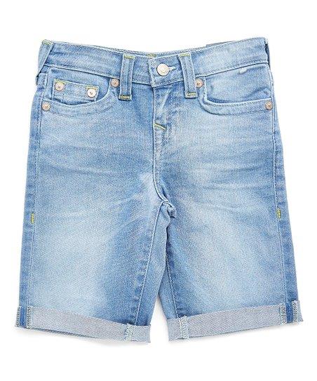 458c89e65 True Religion Beach Blue Geno Shorts - Toddler   Boys