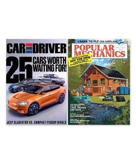 Popular Mechanics Subscription >> Mailbox Must Haves Car Driver Popular Mechanics Magazine