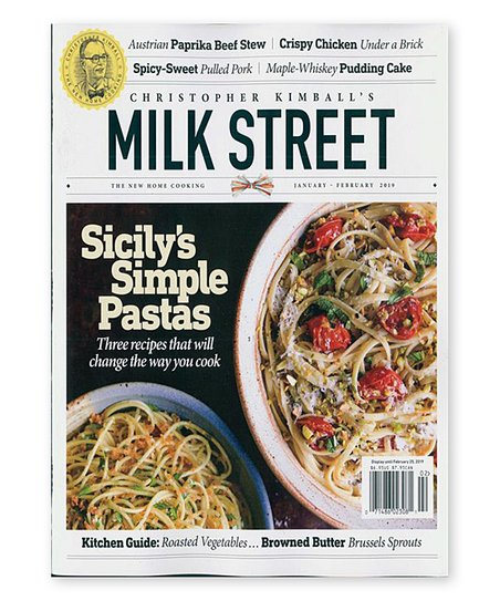 Mailbox Must-Haves Milk Street Magazine Subscription