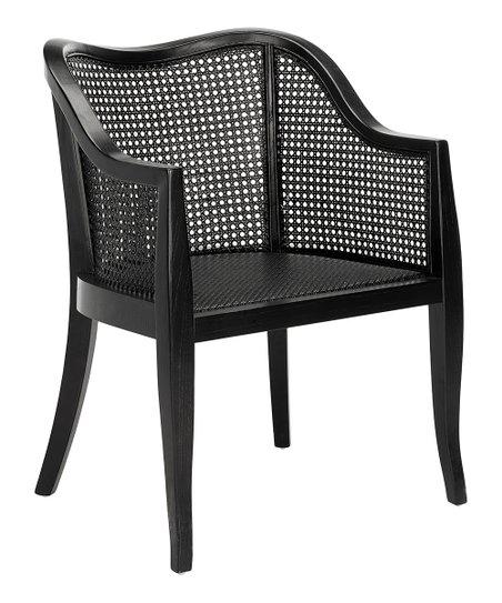 Tremendous Safavieh Black Accent Chair Creativecarmelina Interior Chair Design Creativecarmelinacom