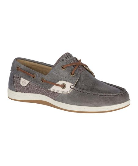 Sperry Top-Sider Slate Gray Koifish