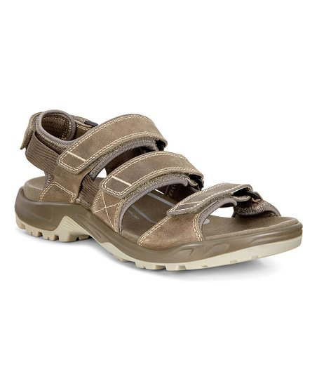 c7f575cdfd8 love this product Navajo Brown Yucatan 4-Strap Leather Sandal - Men