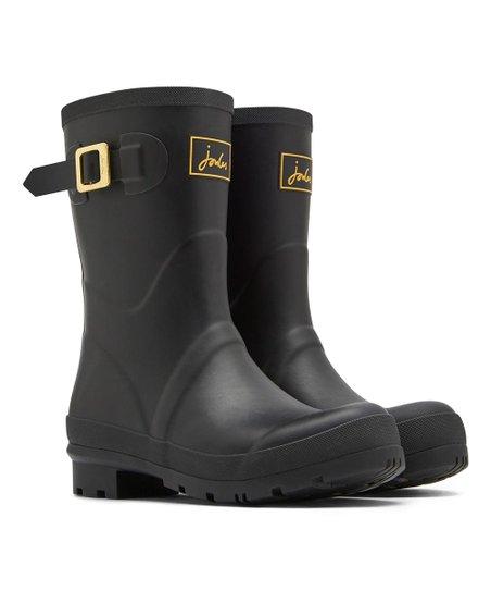 3fbb1d716b6e love this product True Black Kelly Welly Rain Boot - Women