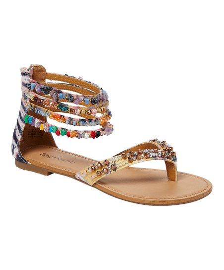 2b006f0cff85 love this product Pink   White Talisa Gladiator Sandal - Women