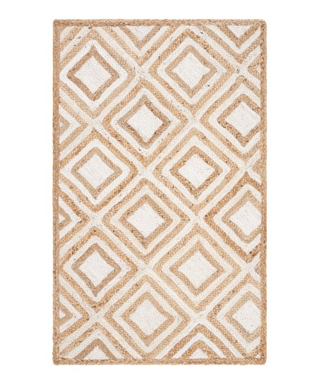 Love This Product Natural Ivory Bradley Cape Cod Indoor Outdoor Jute Rug
