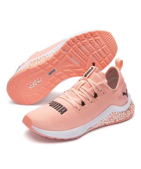 62c3643d284 PUMA Bright Peach & White Hybrid NX Sneaker - Women | Zulily