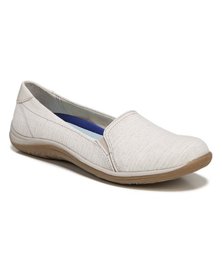 Dr. Scholl's Smoke Keystone Slip On Flat Women