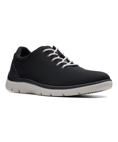 Inclinado apertura mejilla  Clarks Black Tunsil Ace Sneaker - Men | Best Price and Reviews | Zulily