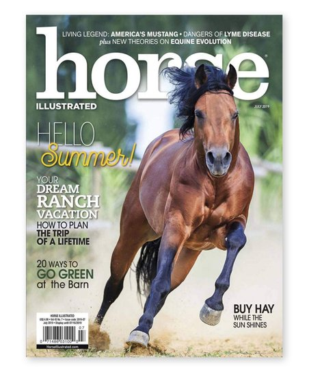 Mailbox Must-Haves Horse Illustrated Magazine Subscription