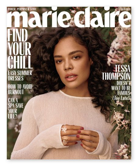 Mailbox Must-Haves Marie Claire Magazine Subscription   Zulily