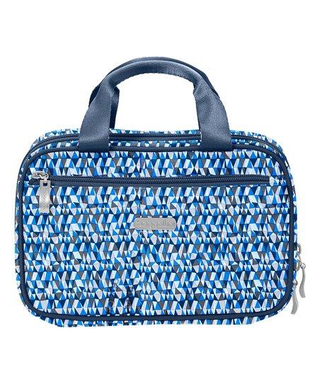 Blue Prism Hanging Toiletry Bag