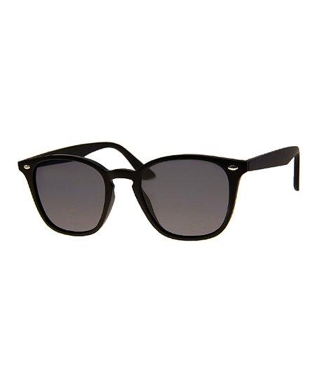 90cd76c3f0df A.J. Morgan Black Glazerow Reader Sunglasses | Zulily