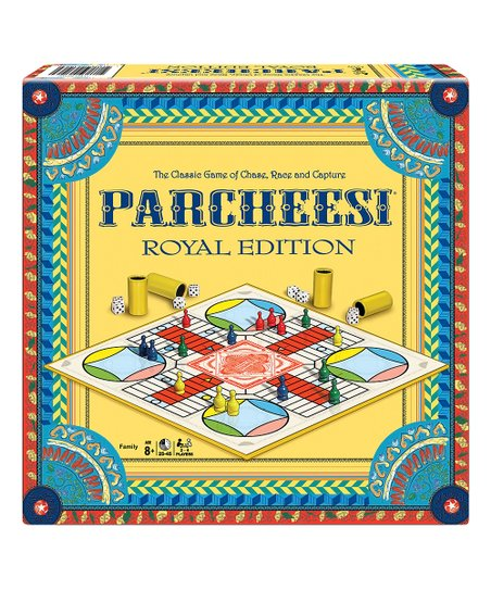 Winning Moves Games Parcheesi Royal Edition Board Game Best Price And Reviews Zulily