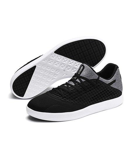 PUMA Black & White 365 Netfit Lite Turf Shoe - Men | Zulily