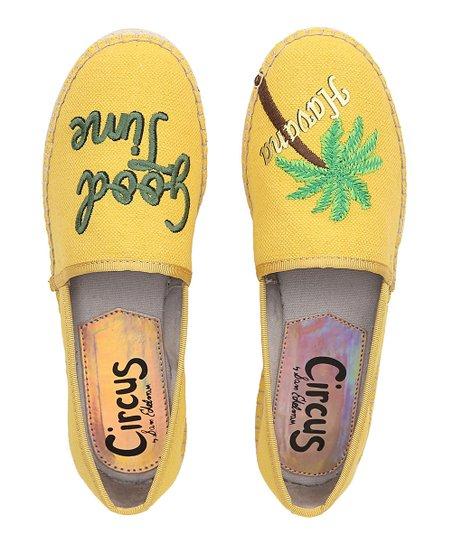 292f6ff1492 love this product Sunglow Yellow  Havana Good Time  Leni Slip-On Sneaker -  Women