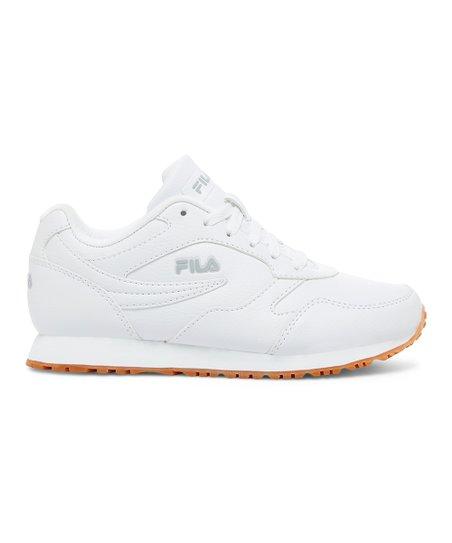 FILA White Classico 18 Sneaker - Women