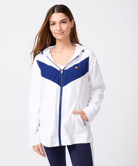 Outerwear White Tommy Hilfiger Hilfiger Edition Colorblock