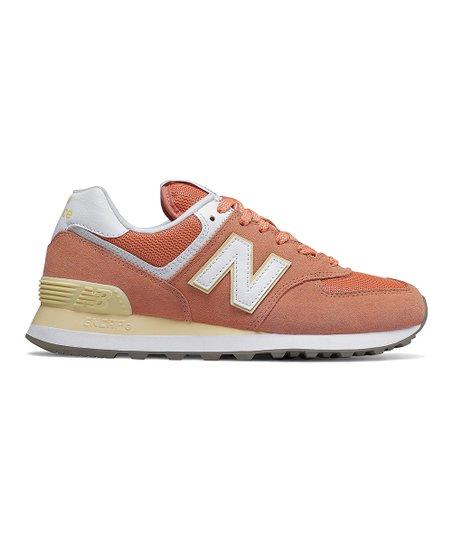 New Balance Faded Copper 574 Running Shoe - Women