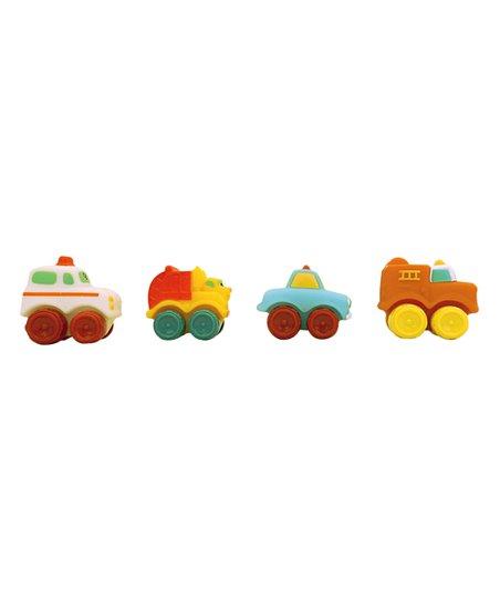 playtek llc yellow orange vroom n zoom vehicle set best price and reviews zulily playtek llc yellow orange vroom n zoom vehicle set