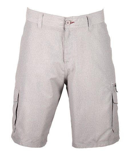 a1d122c4d9 love this product Heather Gray Cargo Shorts - Men & Big