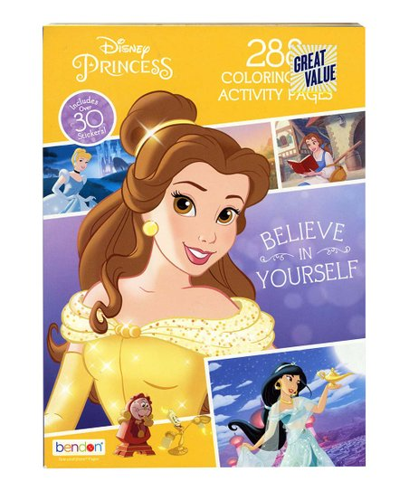 - UPD Disney Princess Coloring & Sticker Activity Book Best Price And  Reviews Zulily