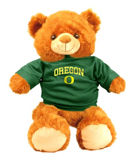 Oregon Ducks Stuffed Bear