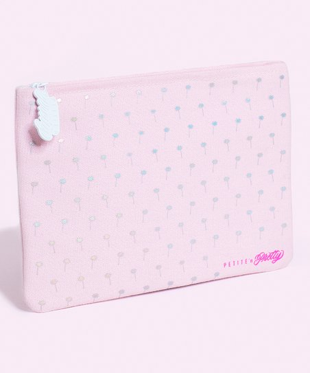 Petite N Pretty Pink Cosmetic Bag Zulily