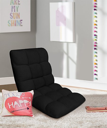Swell Black Rebecca Adjustable Recliner Accent Chair Cjindustries Chair Design For Home Cjindustriesco
