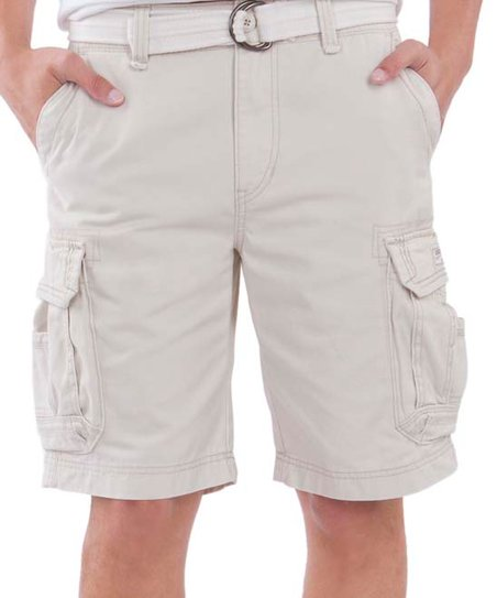 6513582615 love this product Stone Survivor Belted Cargo Shorts - Men & Big
