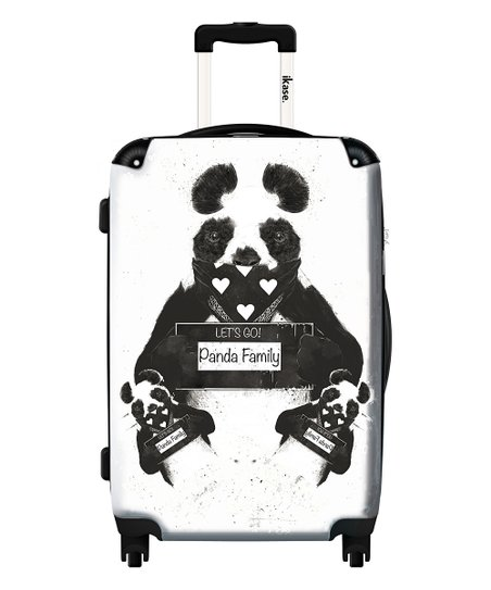 Ikase Hardside Spinner Luggage Panda