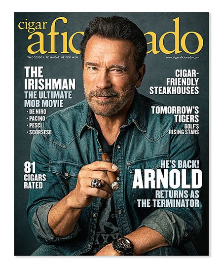 Mailbox Must Haves Cigar Aficionado Magazine Subscription