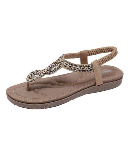 c350d7d5d46 Siketu Beige Braided Sandal - Women