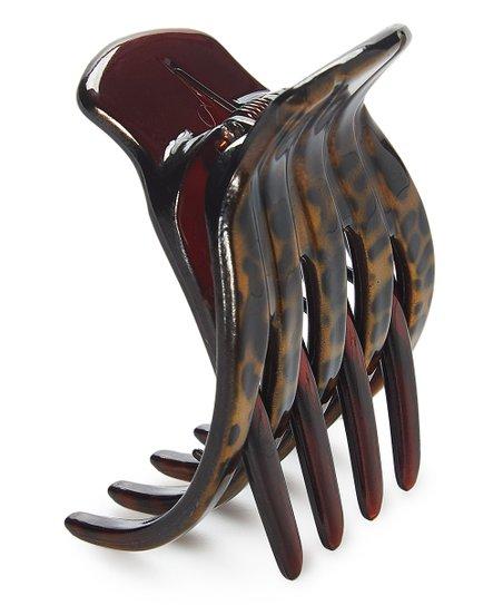 Medusa's Heirlooms Dark Brown French Hair Clip