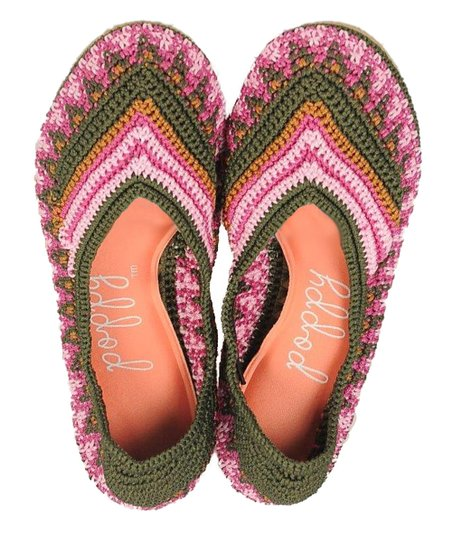 Poppy Lifestyle Cactus Mountain Delyte Woven Flat - Women | Zulily