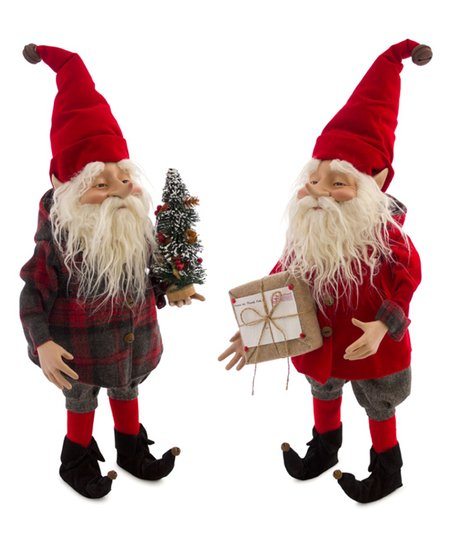 elf-statue---set-of-two by zulily