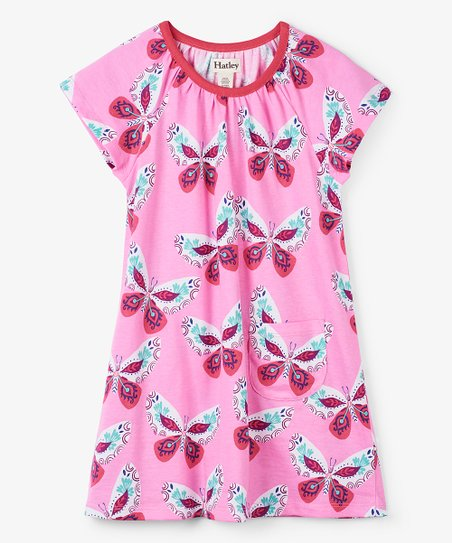 Hatley Girls T-Shirt Dress