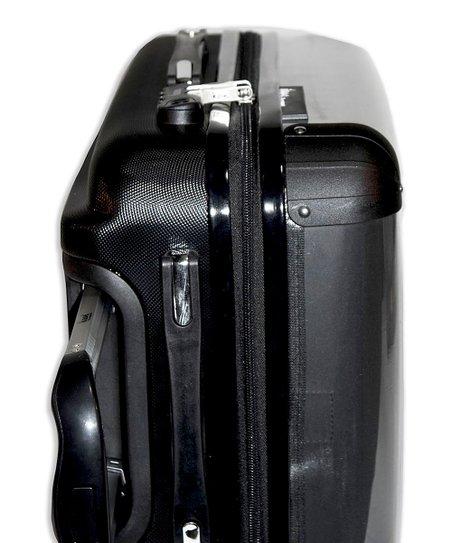 Ikase Hardside Spinner Luggage Morninghas Broken
