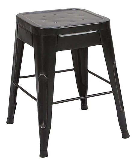 Astounding Lexicon Black Metal Stool Set Of Four Spiritservingveterans Wood Chair Design Ideas Spiritservingveteransorg