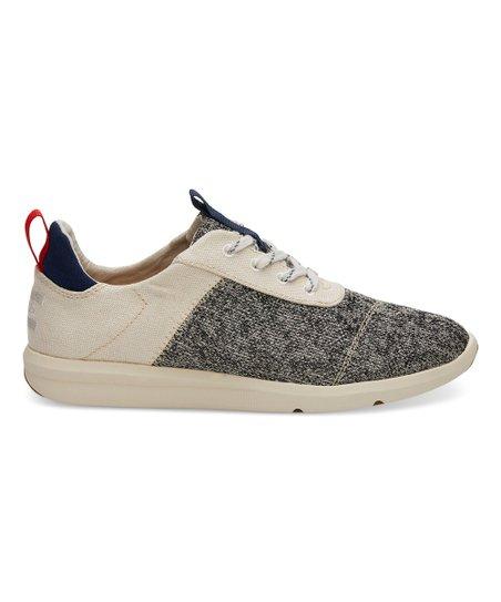 TOMS Beige Birch Knit Cabrillo Sneaker
