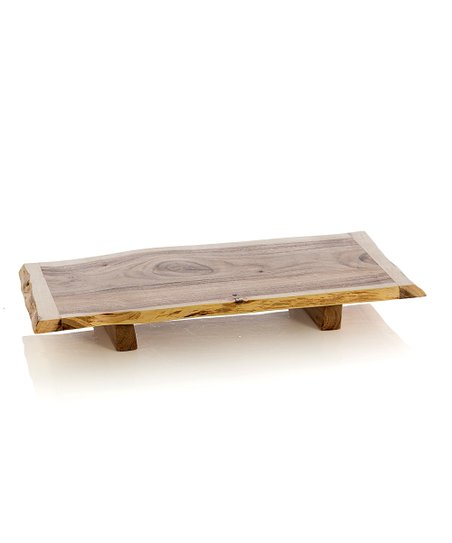 Fantastic Shiraleah Small Montana Live Edge Tray Squirreltailoven Fun Painted Chair Ideas Images Squirreltailovenorg