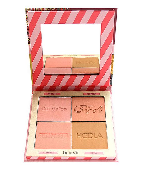 World O Blushes Travel Palette by Benefit Cosmetics